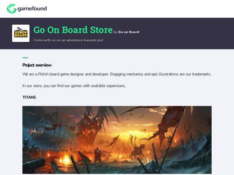 Uwookiego.pl - gry planszowe, karciane