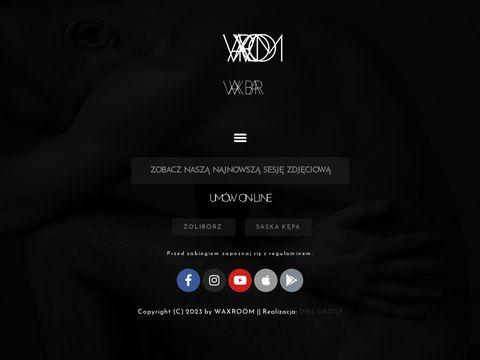 WAXROOM | Salon depilacji w Warszawie