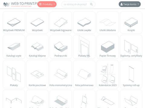Drukarnia web-to-print.pl