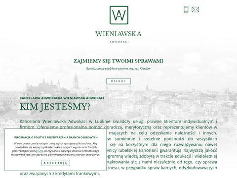 Kancelaria Adwokacka Wieniawska Adwokaci