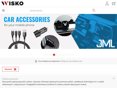 WISKO - Hurtownia akcesoriów GSM