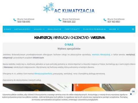 Acklimatyzacja.pl