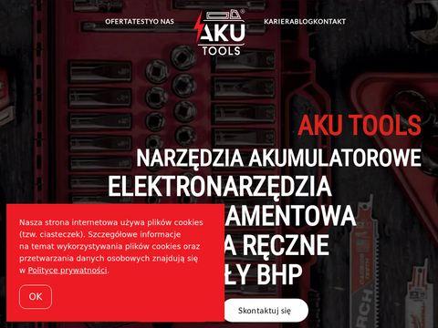 Elektronarzędzia, Technika Diamentowa, Narzędzia Ręczne, Artykuły BHP - Aku Tools