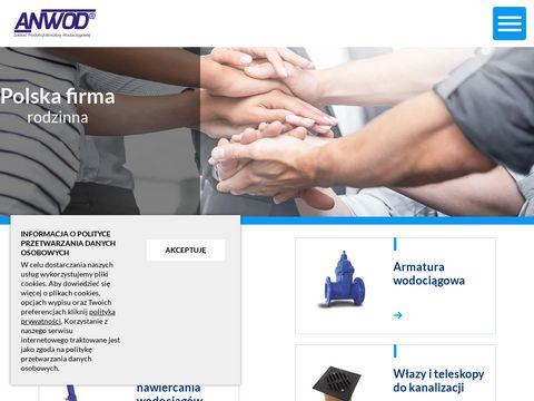 Armatura wodociÄ…gowa - anwod.com.pl