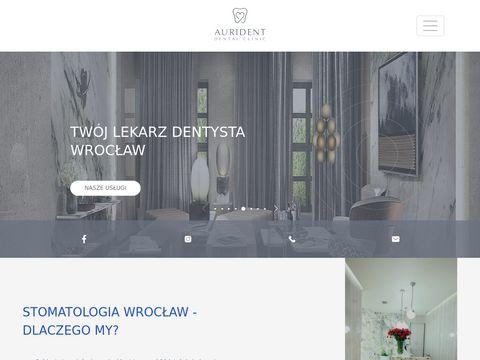 Klinika stomatologiczna Aurident