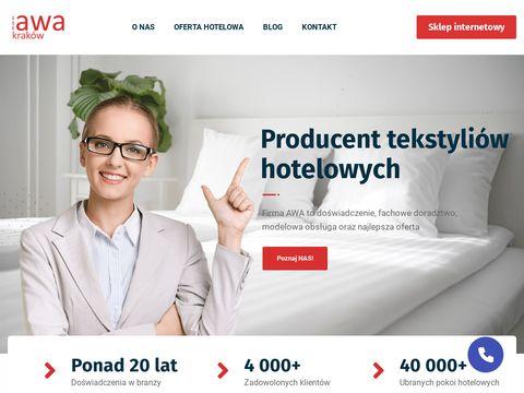 Hurtownia i sklep Internetowy AWA Kraków