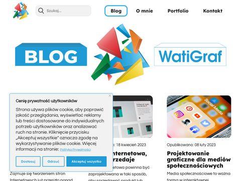 Blog grafika komputerowego WatiGraf
