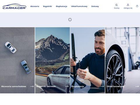 Akcesoria samochodowe - Sklep internetowy Carmager