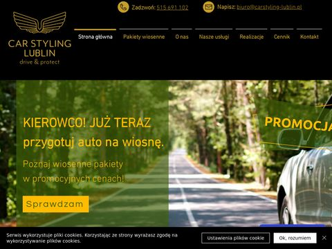 Auto detailing – Car Styling Lublin