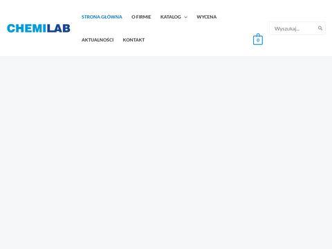 Odczynniki Chemiczne - Hurtownia ChemiLab