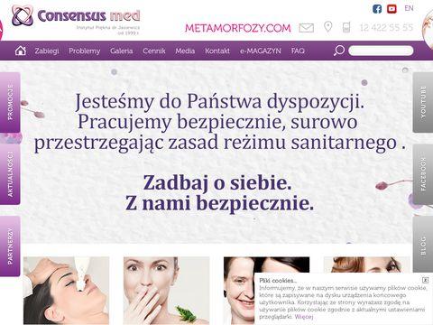 Consensus Med - Medycyna estetyczna