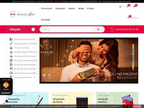 Darmaroffice.pl - Artykuły biurowe dla Twojej firmy