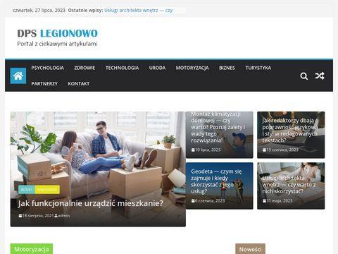 dpslegionowo.pl - ciekawe artyku艂y z r贸偶nych dziedzin