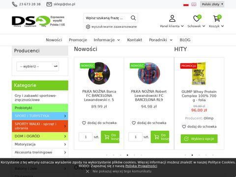 Gear pre shock | www.dso.pl/