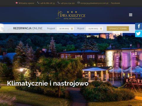 Www.dwaksiezyce.com.pl Hotel