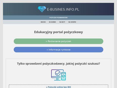 E-busines.info.pl