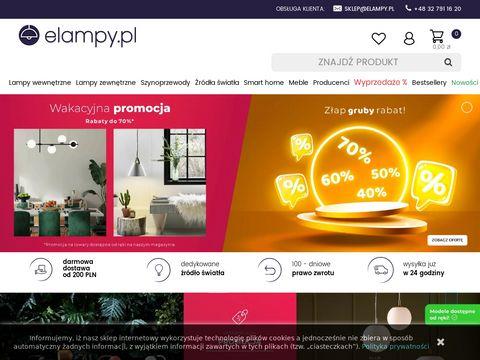 Elampy.pl - lampy o艣wietleniowe