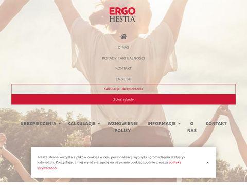 Https://www.ergo-hestia-warszawa.pl