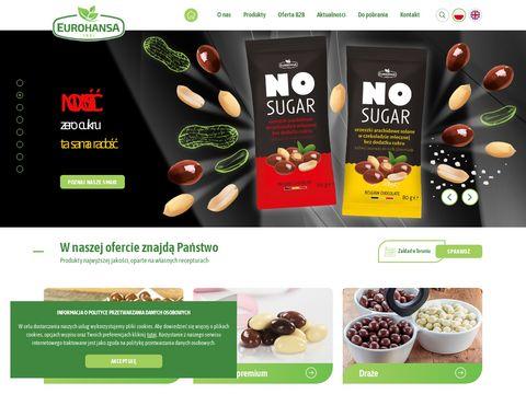 Producent bakalii - eurohansa.com.pl