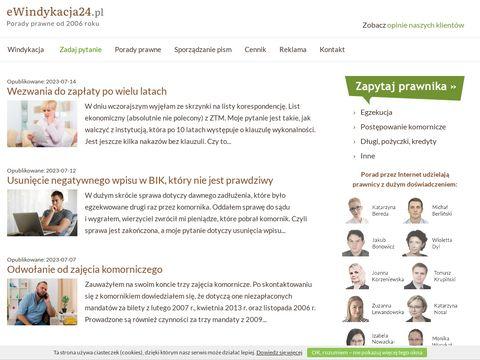 EWindykacja24.pl