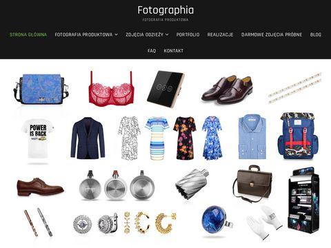 Fotographia.pl packshoty fotografia produktowa zdjęcia odzieży