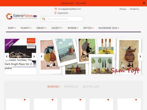 Galeria Plakatu - najwyższej jakości plakaty i fototapety
