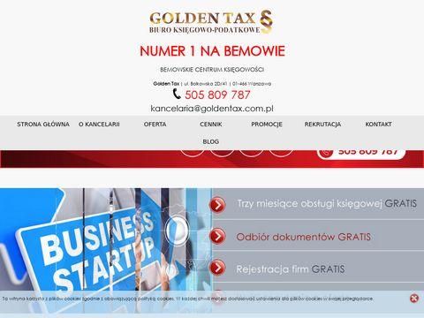 Goldentax.com.pl