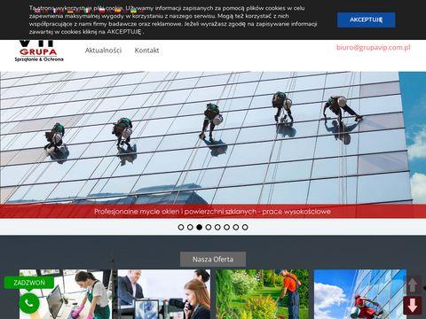 Firma (serwis) sprzątająca Kraków Nowa Huta - GRUPA VIP Cleaning Services