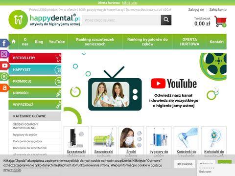 HappyDental.pl - Sklep stomatologiczny