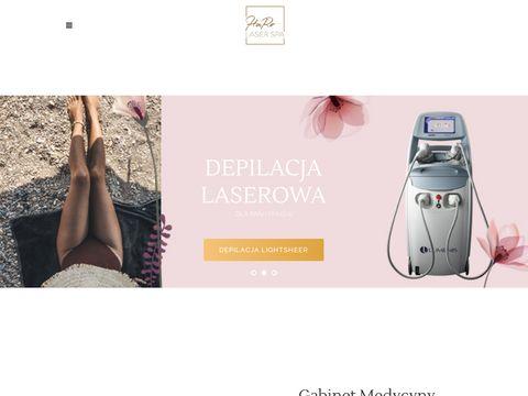 Salon kosmetyczny HaRo Laser Spa   Sosnowiec