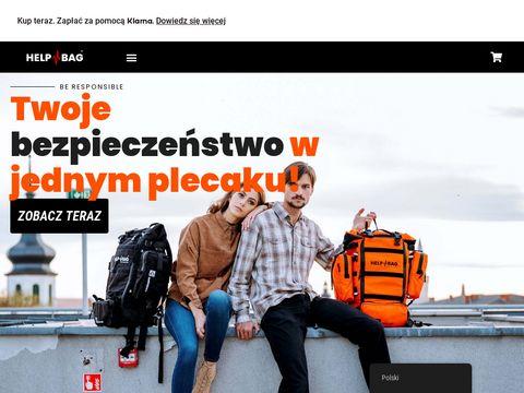 Plecak ewakuacyjny - Help Bag
