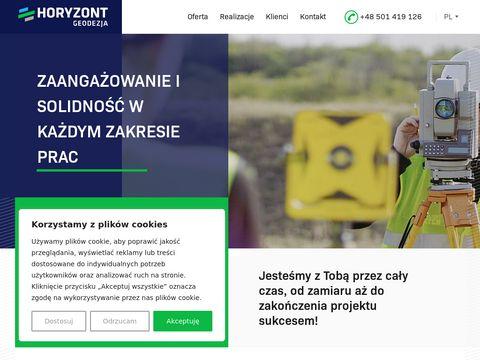 Geodeta Olsztyn - Horyzont Geodezja