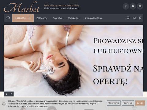 Marbet - Hurtownia rajstop i bielizny damskiej