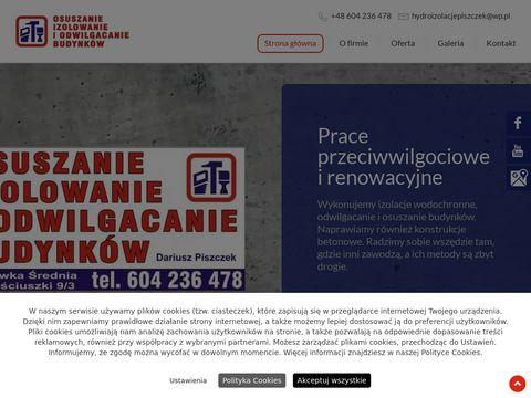Hydroizolacjepiszczek.pl