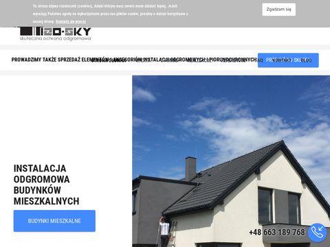Drut aluminiowy odgromowy | izosky.pl