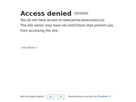 Jemar-pisarzowice.pl