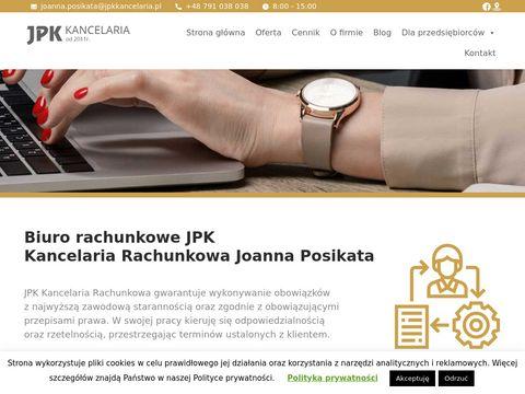 Biuro rachunkowe JPK Kancelaria