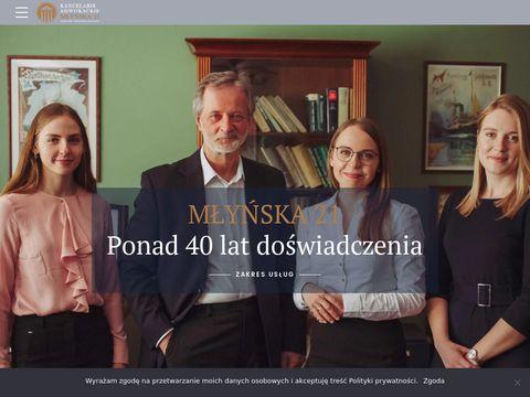Kancelaria M艂y艅ska - Adwokat Prawo Spadkowe Gda艅sk