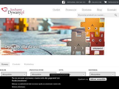 Kochamydywany.pl - sklep z dywanami