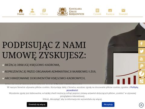 Kuk.net.pl biuro ksi臋gowe katowice