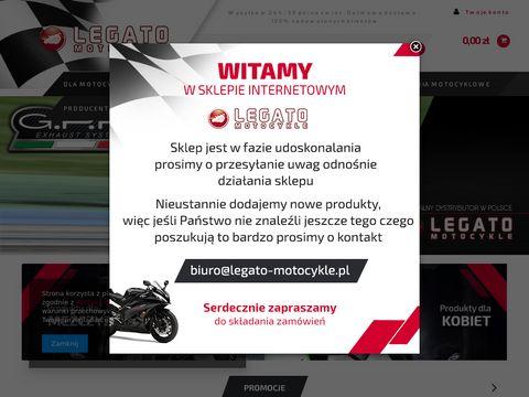 Sklep motocyklowy w Krakowie
