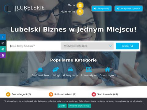 Lubelskie Firmy - Katalog Firm z województwa lubelskiego