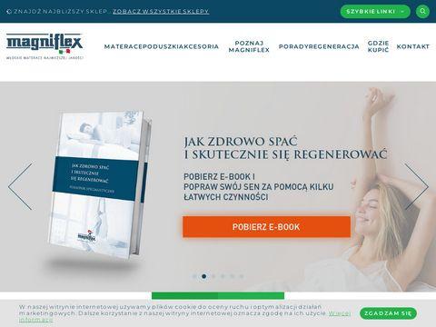 Magniflex.pl - materace piankowe