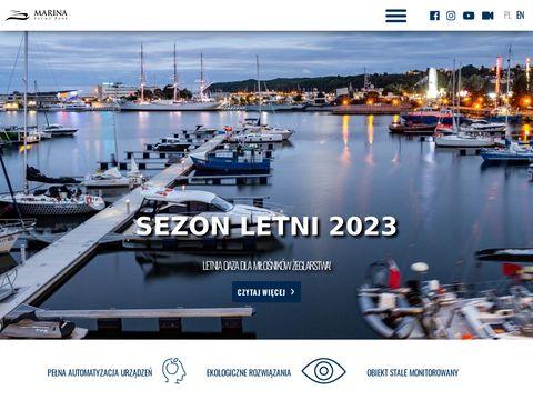 Marina - port jachtowy | Gdynia - Tr贸jmiasto