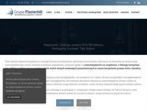Grupa Masterbill - obsługa księgowa i prawna