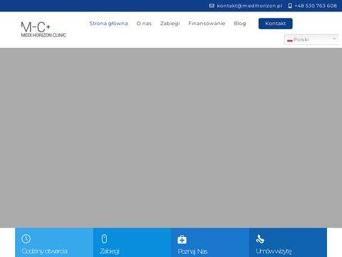 Klinika Ortopedii i Chirurgii Plastycznej Medi Horizon Clinic w Warszawie