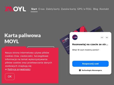 Karta Paliwowa Moyl