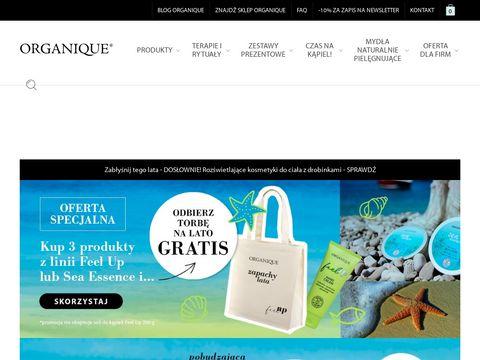 Organique - sklep z kosmetykami online