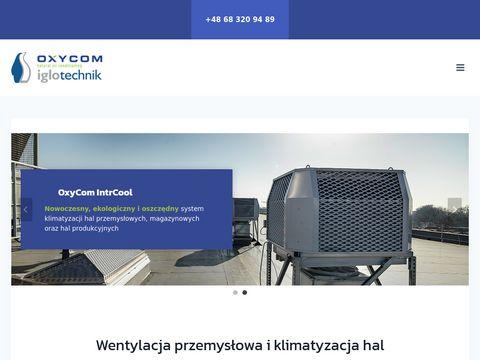 Oxycom - Wentylacja Przemysłowa