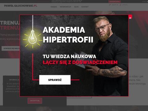 Plany treningowe - pawelgluchowski.pl